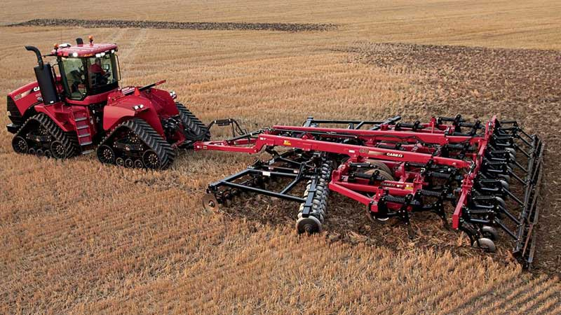 Tillage Disk Rippers