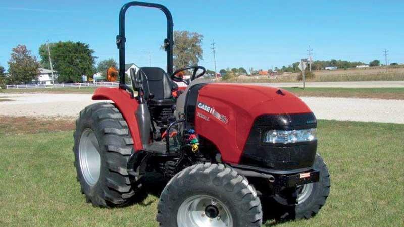 Farmall Compact Tractor : Case ih tractors farmall c compact