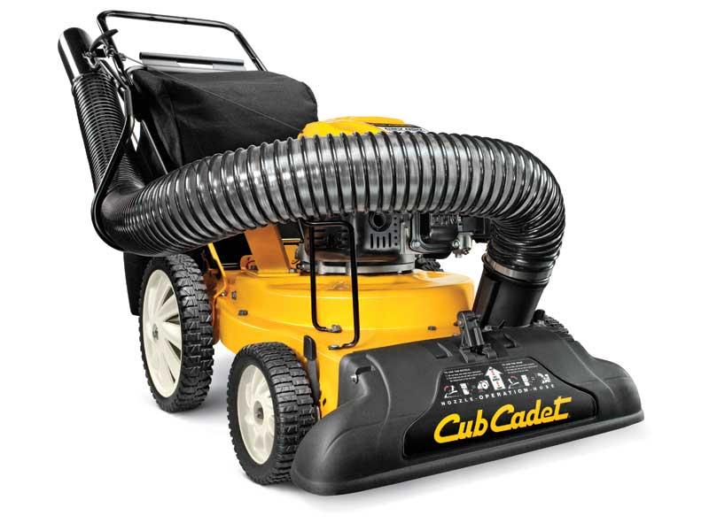 Yard Maintenance Cub Cadet Chipper Shredder Vacuums